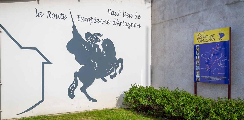 Ferme de Balme Sainte Croix Route d'Artagnan