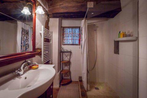 Ferme de Balme Salle de bain 1