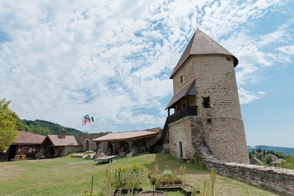 Chateau de Chevreau