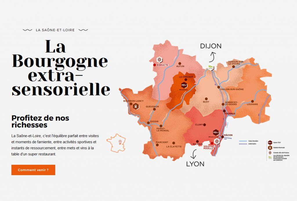 Bourgogne sensorielle