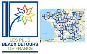 Logo les plus beaux detours de France