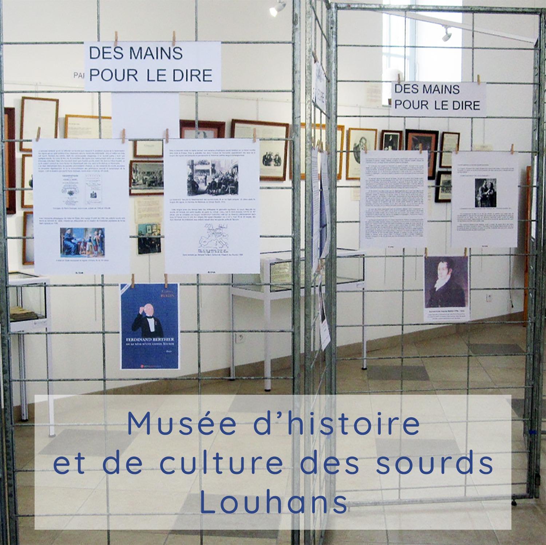 Musee d'histoire et de culture des sourds de Louhans