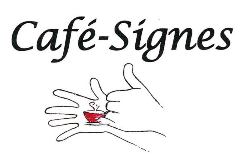Cafe signes logo